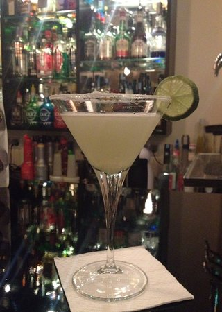 Burgau, Portugal: The perfect Margarita.