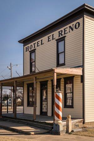 Hotel El Reno in Heritage Square