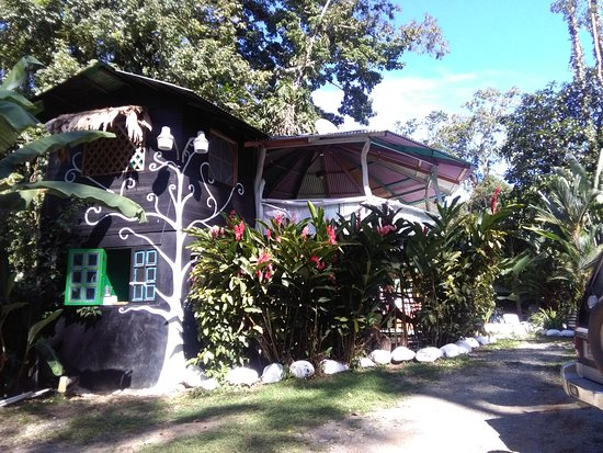 Cocles, Costa Rica: free park
