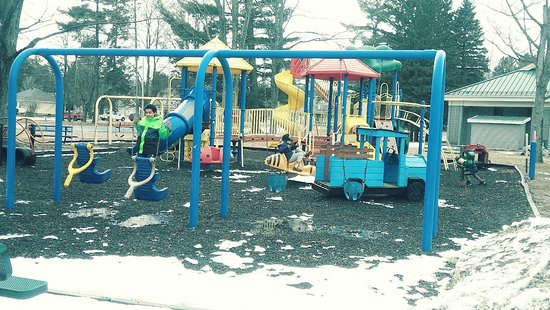 Village of Alanson Playground