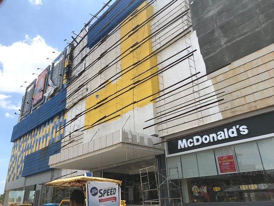 Calbayog City, Filipiny: Front