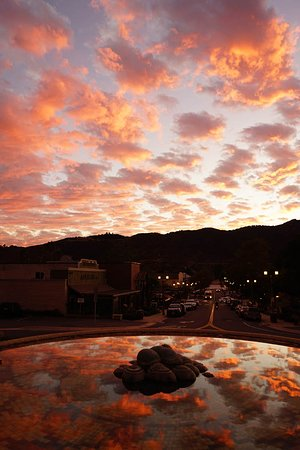 Old Town Temecula Sunset