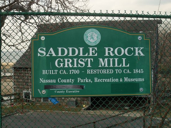 ‪Saddle Rock Grist Mill‬