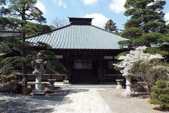 Fujiyoshida, Japan: 大正寺のご本堂。