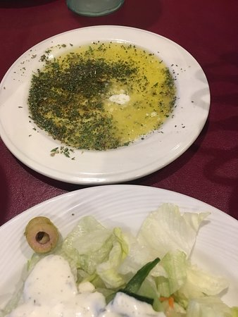 Bread Dipping Sauce Picture Of Circosta S Italian