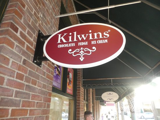 Kilwins Chocolate and Ice Cream: Entry