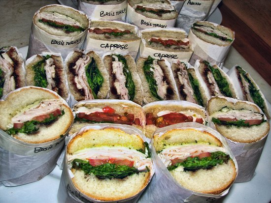 Sandwich platters to feed the crowds picture of metropulos fine metropulos fine foods merchant sandwich platters to feed the crowds altavistaventures Image collections