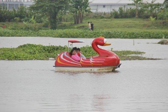 Wisata Air Taman Limo Jatiwangi Picture Of Parks Limo
