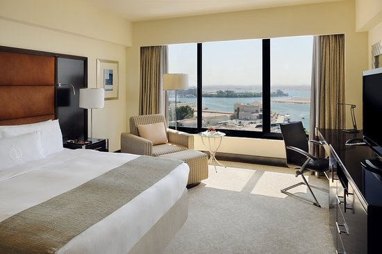 InterContinental Abu Dhabi: Guest room