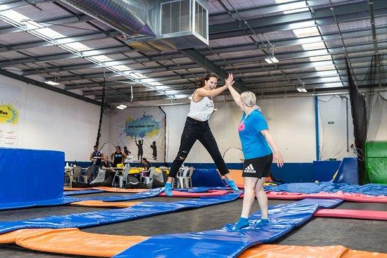 Manukau, New Zealand: Jump Class