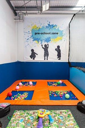 Manukau, Nueva Zelanda: Under 5's play area