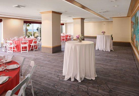 JW Marriott Santa Monica Le Merigot: Restaurant
