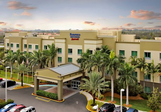 Fairfield Inn & Suites Fort Lauderdale Airport & Cruise Port Hotel