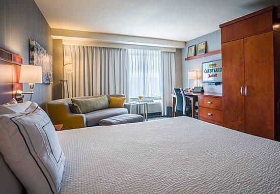 Culver City, CA: Guest room