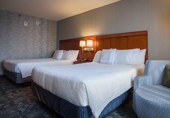 Κάλβερ Σίτι, Καλιφόρνια: Guest room