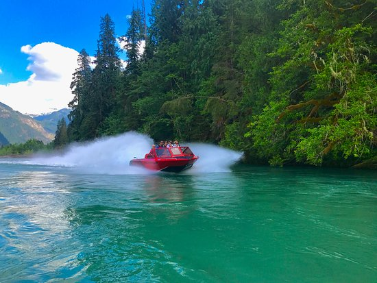Pitt Meadows, Canada: Get ready for some high speed adventure!