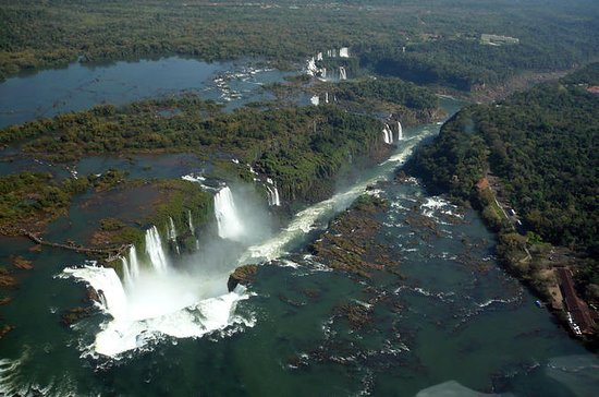 Brazilian Side of Iguazu Falls Tour...