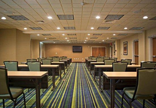 Fairfield Inn & Suites Valdosta: Meeting room