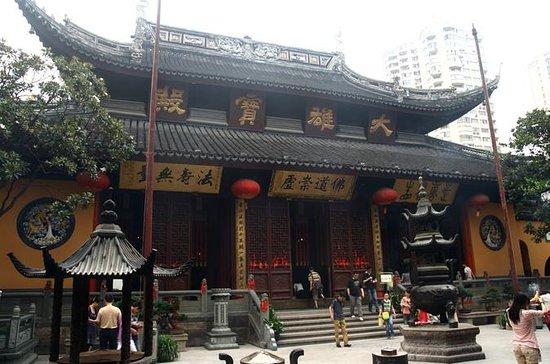 Privat 2-dagers tur til Shanghai fra...