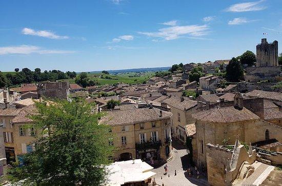 Tour de vinhos Bordeaux Saint Emilion...