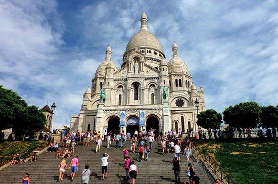 モンマルトルウォーキングツアー:パリの最優秀芸術、文化、食品