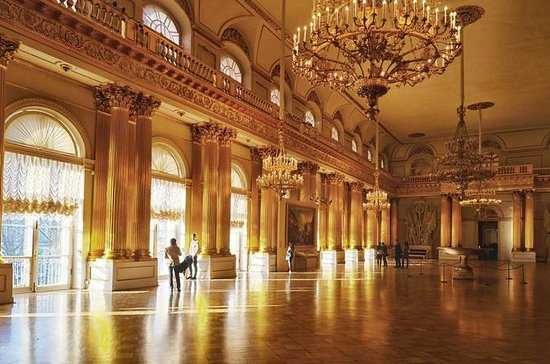 Private Tour to Catherine's Palace...