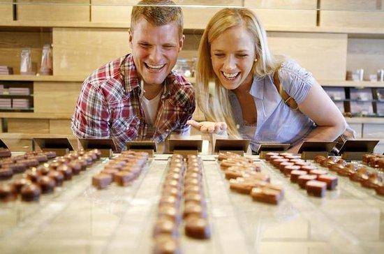 チョコレート・テイスティング・レイク・トリップとシティツアー:究極のルツェル…