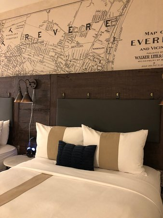 Everett, MA: Adorable and comfy rooms