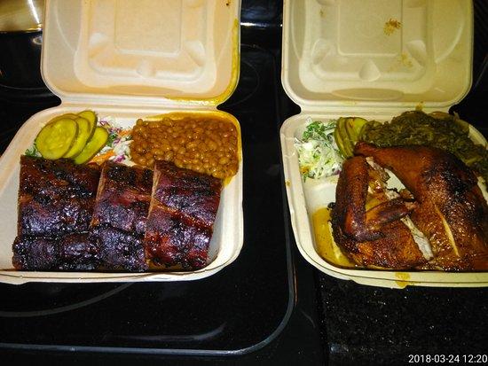 Westside Barbecue: BBQ Chicken
