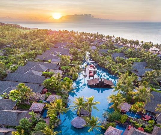 Nusa Dua Beach Hotel & Spa - Bali | Official Site