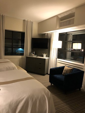 Everett, MA: Loved our room
