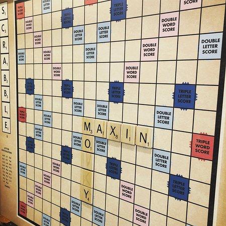 Everett, MA: Scrabble