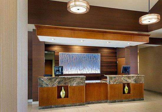 Fairfield Inn Sacramento Cal Expo: Lobby