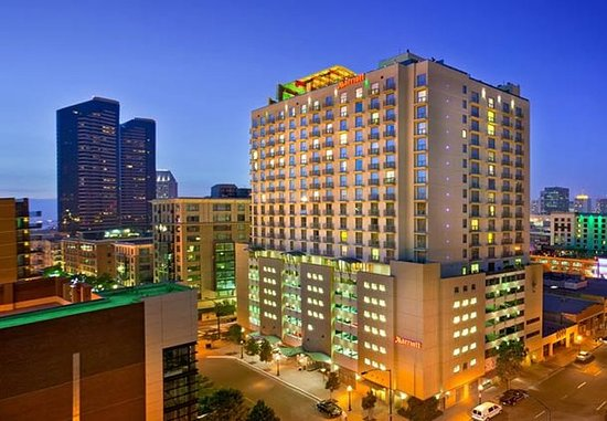 San Diego Marriott Gaslamp Quarter Hotel