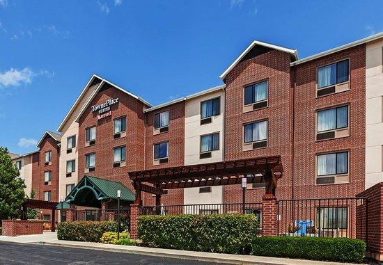 TownePlace Suites Tulsa Broken Arrow