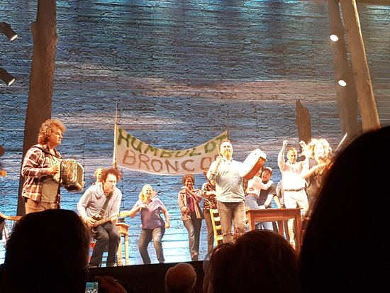 Royal Alexandra Theatre: Come From Away auction to benefit Humboldt Broncos fund.