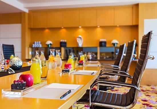 Renaissance Riverside Hotel Saigon : Meeting room