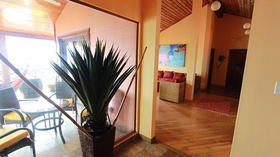 Hotel Palma Royale: Penthouse Suite Entry