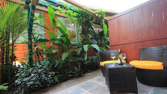 Hotel Palma Royale: Standard Room Patio