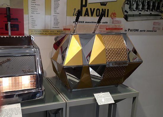 Museo le Macchine da Caffe