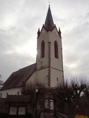 Cimetiere fortifié Hartmannswiller