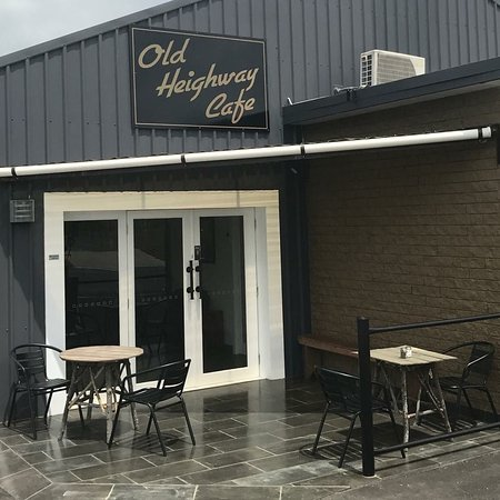 Westbury, Австралия: Old Highway Cafe