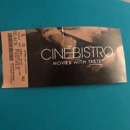 CineBistro at The Rotunda照片