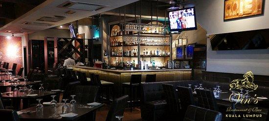 Vin S Restaurant And Bar Picture Of Vin S Restaurant And Bar Kuala Lumpur Tripadvisor