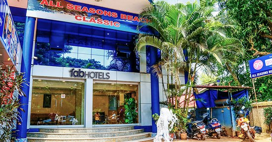 Fabhotel All Seasons Calangute Beach Goa Hotel Reviews Photos
