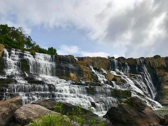 Lam Dong Province, Vietnam: Thác Pongour
