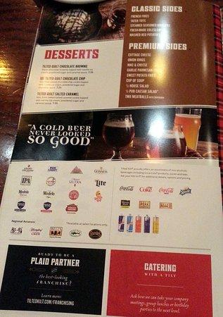 Bolingbrook, IL: desserts & beverages
