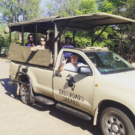 Crossroads Safaris & Tours