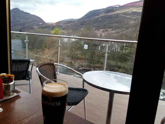 Kinlochleven, UK: Highland Getaway Restaurant