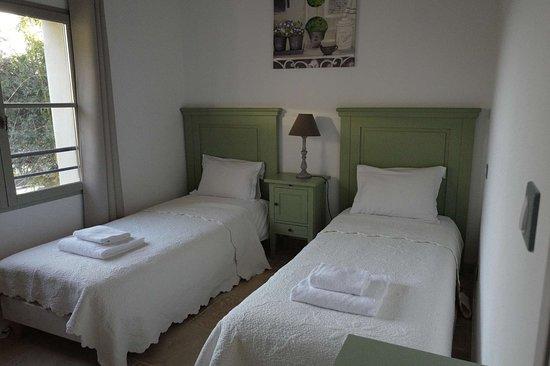 Chateau de la Redorte : kids' bedroom 2nd floor
